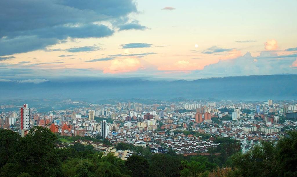 Doświadczenia Yazmin z Bucaramangi w Kolumbii
