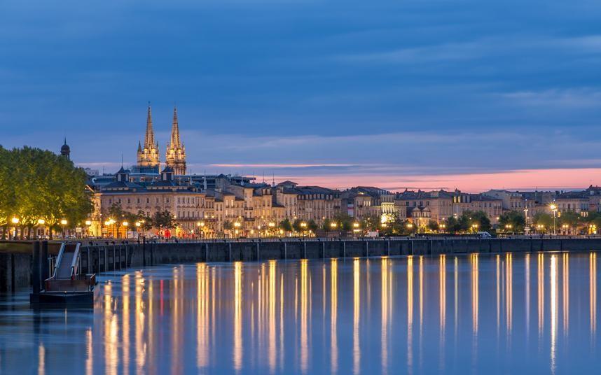 Doświadczenia z Bordeaux, Francja oczami Evy