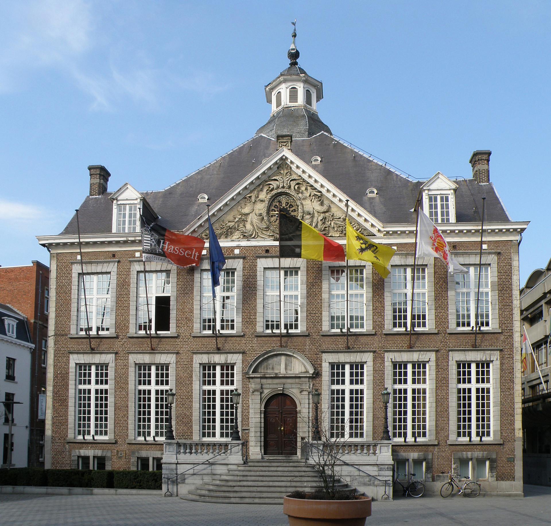 Doświadczenia z Hasselt, Belgia według Daana