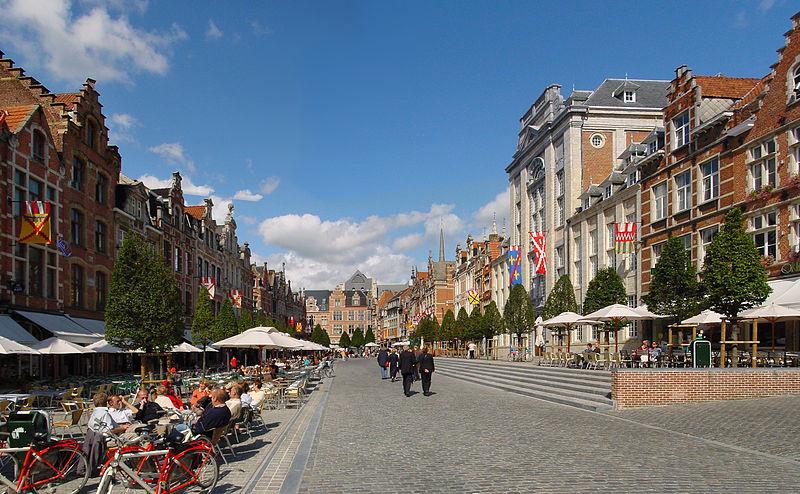 Doświadczenia z Leuven od Barta