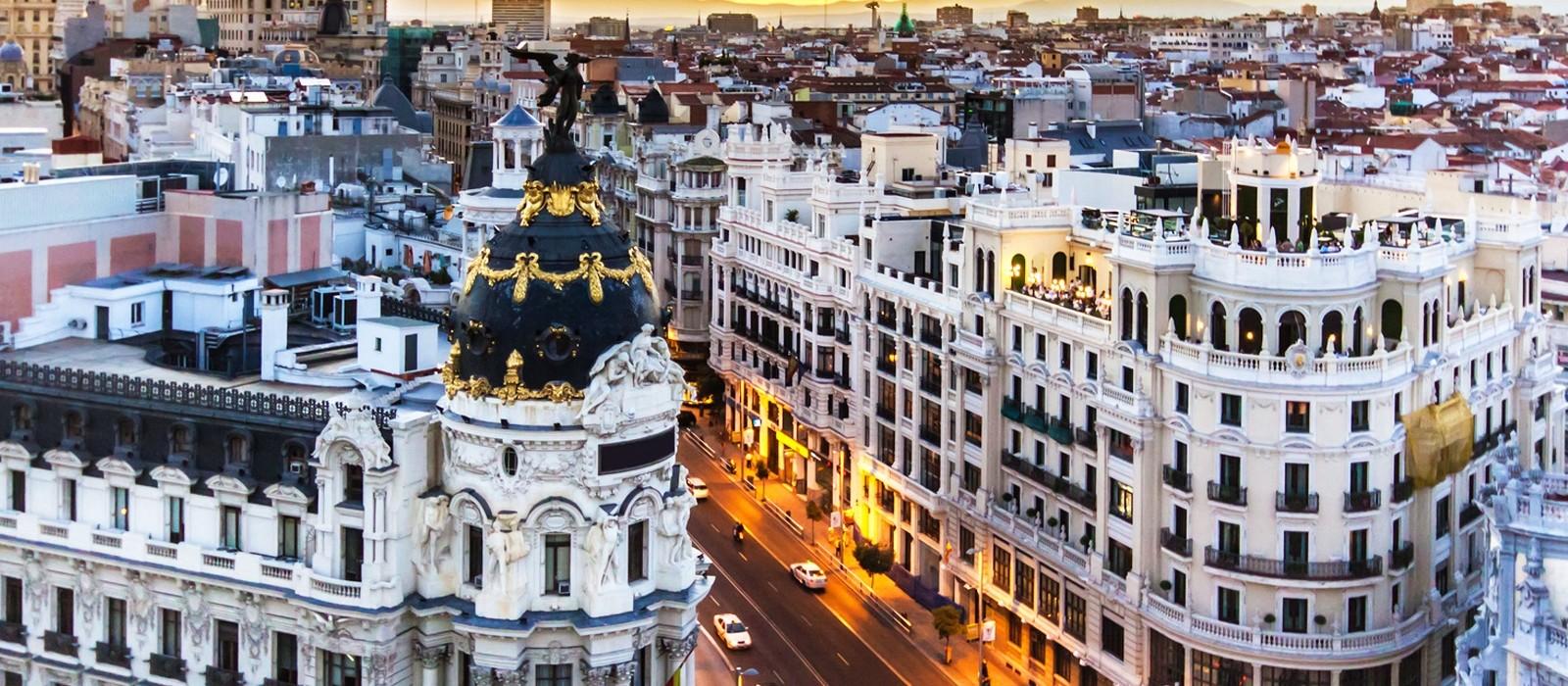 Doświadczenia z Madrytu, Hiszpania oczami Esteli