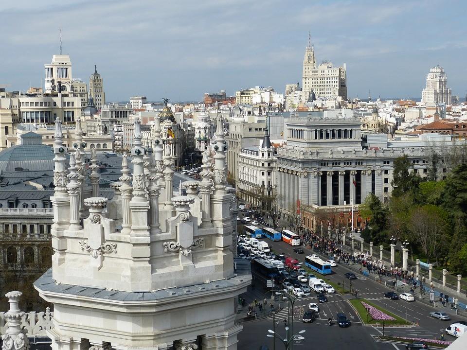 Doświadczenia z Madrytu, Hiszpania oczami Mariny