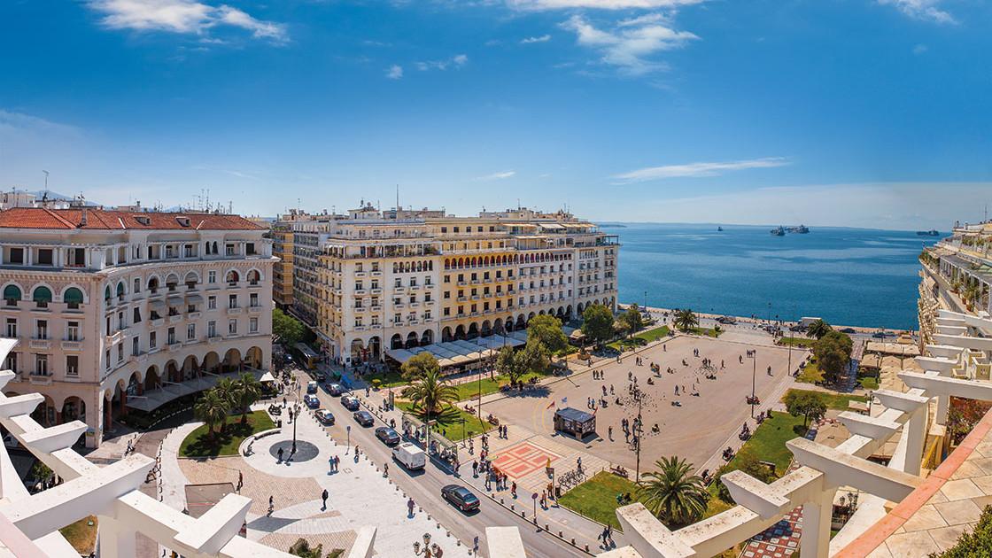 Doświadczenie Erasmus Praktyki w Salonikach, Gracja według Bahar