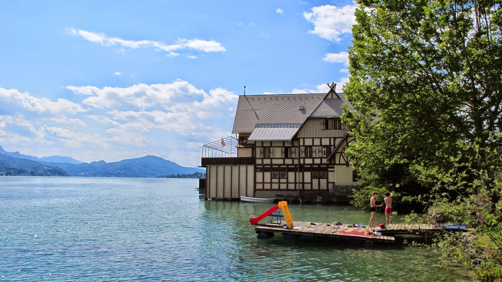 Doświadczenie Erasmus w Klagenfurt am Wörthersee, Austria według Iriny