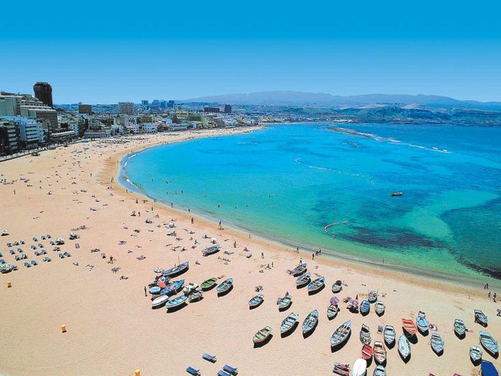 Doświadczenie Erasmus w Las Palmas de Gran Canaria, Hiszpania według Alby