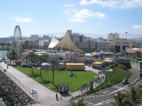 Doświadczenie Erasmus w Las Palmas de Gran Canaria, Hiszpania według Dilfuzy