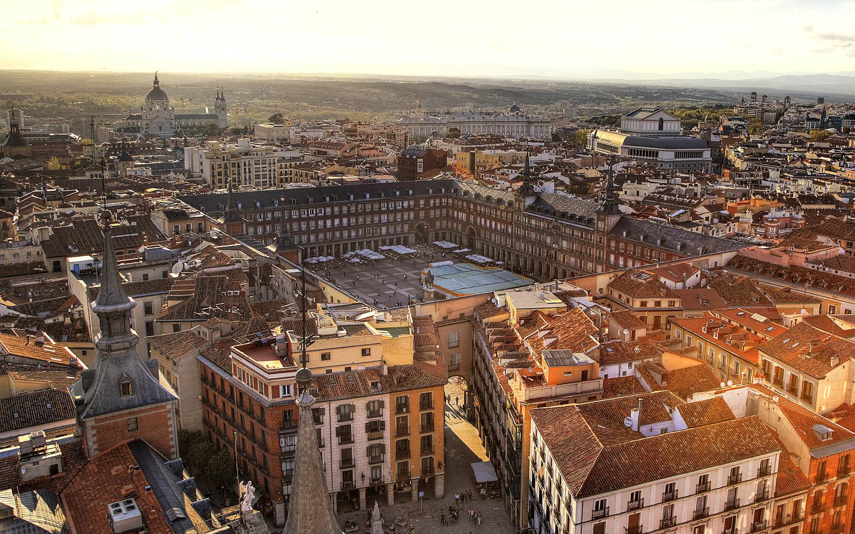 Doświadczenie Erasmus w Madrycie, Hiszpania według Fatmy