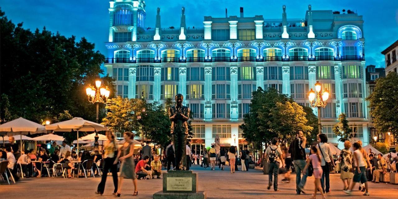 Doświadczenie Erasmus w Madrycie, Hiszpania według Karoliny