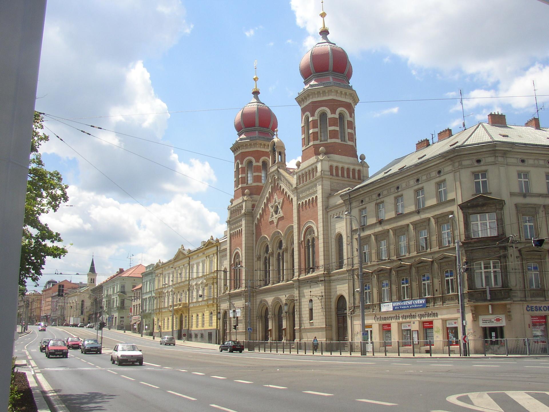 Doświadczenie Erasmus w Pilźnie, Czechy