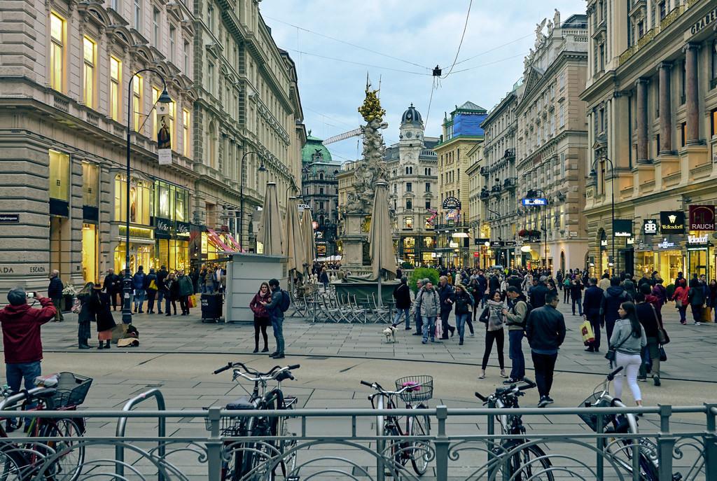 Doświadczenie Erasmus w Wiedniu, Austria według Hannah