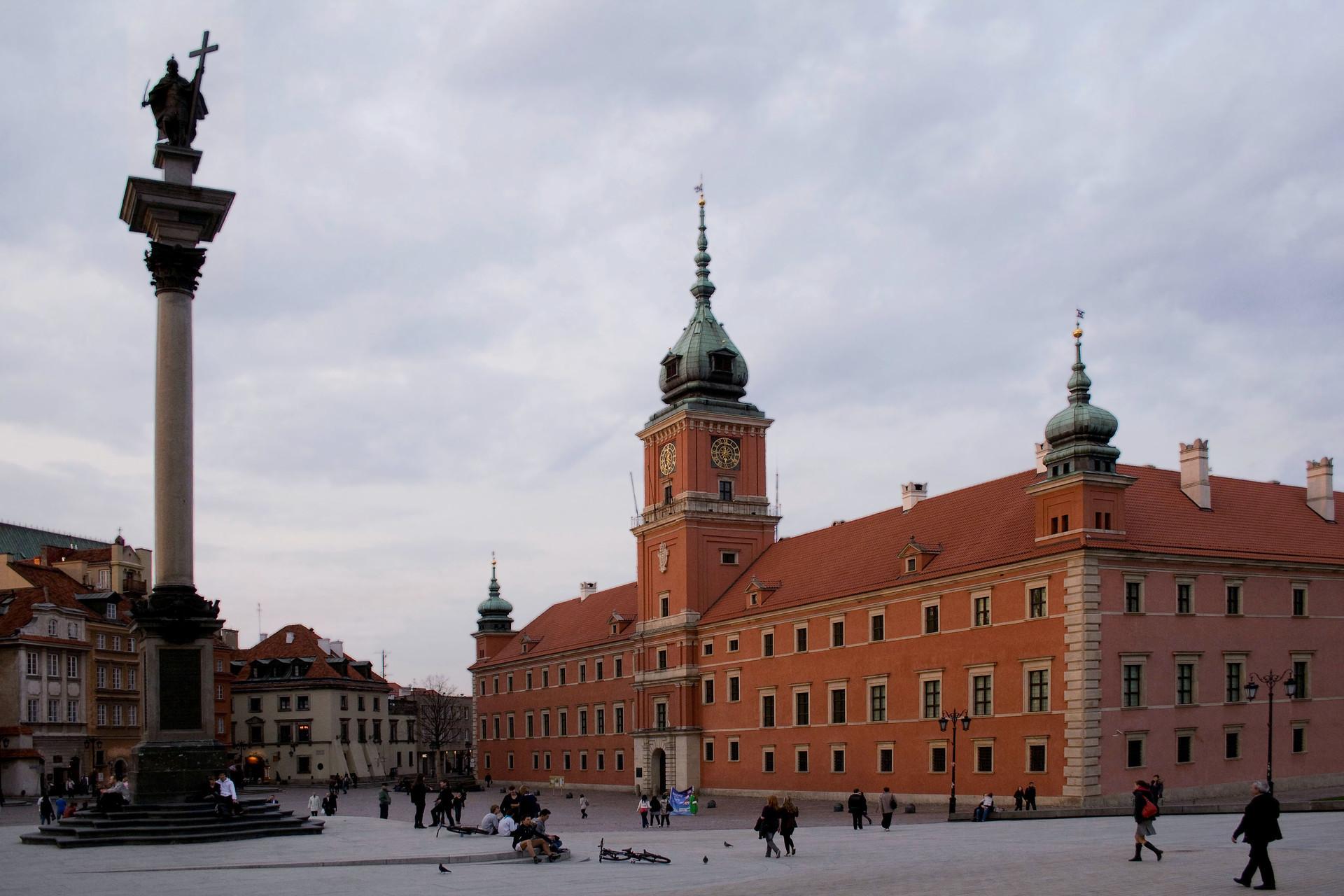 Doświadczenie Erasmusowe w Warszawie, Polska oczami Szymona