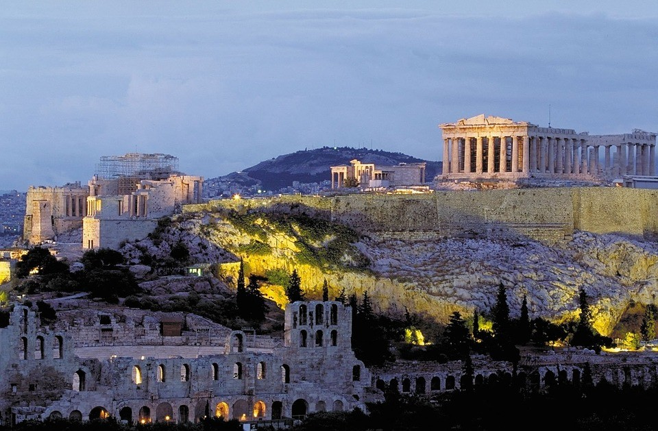 Doświadczenie na Uniwersytecie Ekonomii i Biznesu w Atenach, Grecja według Vicky