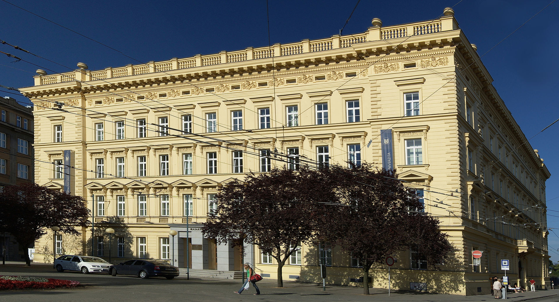 Doświadczenie na Uniwersytecie Masaryka, Czechy według Anny