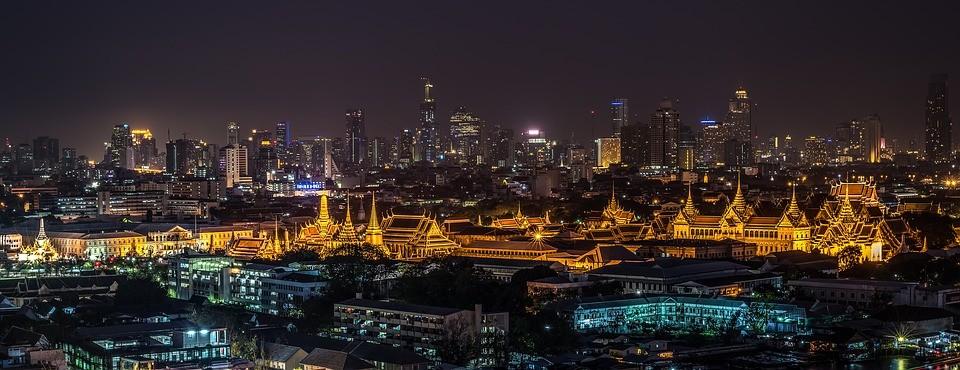 Doświadczenie w Bangkoku, Tajlandia według Chananya