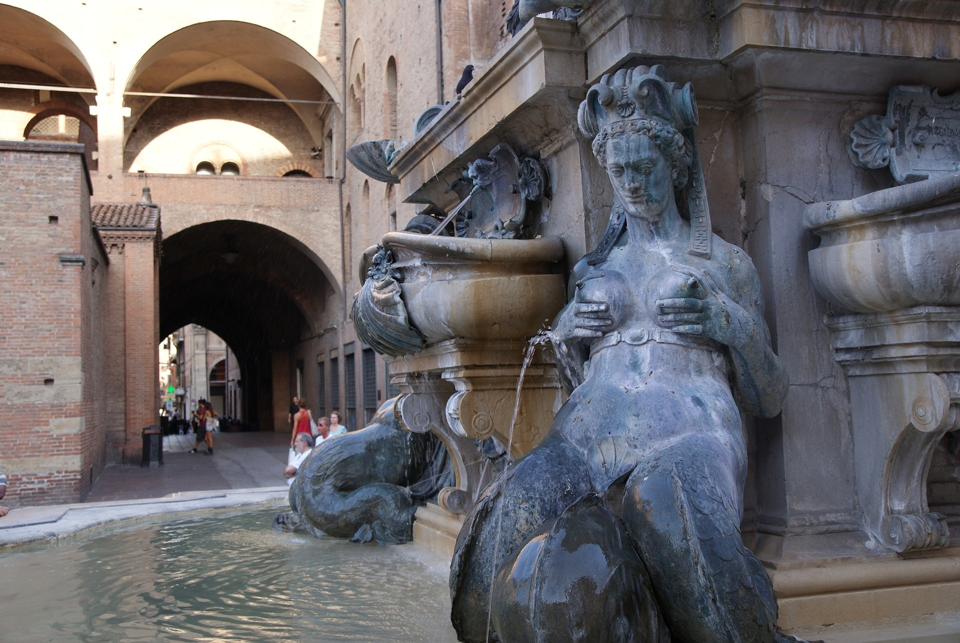 Doświadczenie w Bolonii, Włochy według Chiary
