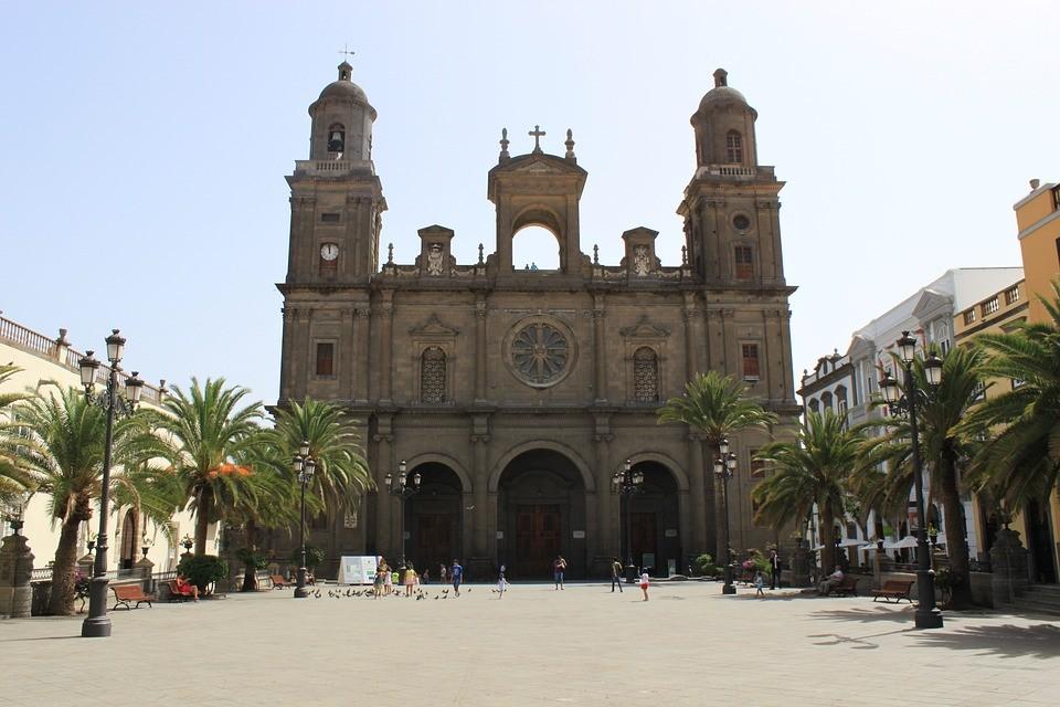 Doświadczenie w Las Palmas de Gran Canaria, Hiszpania