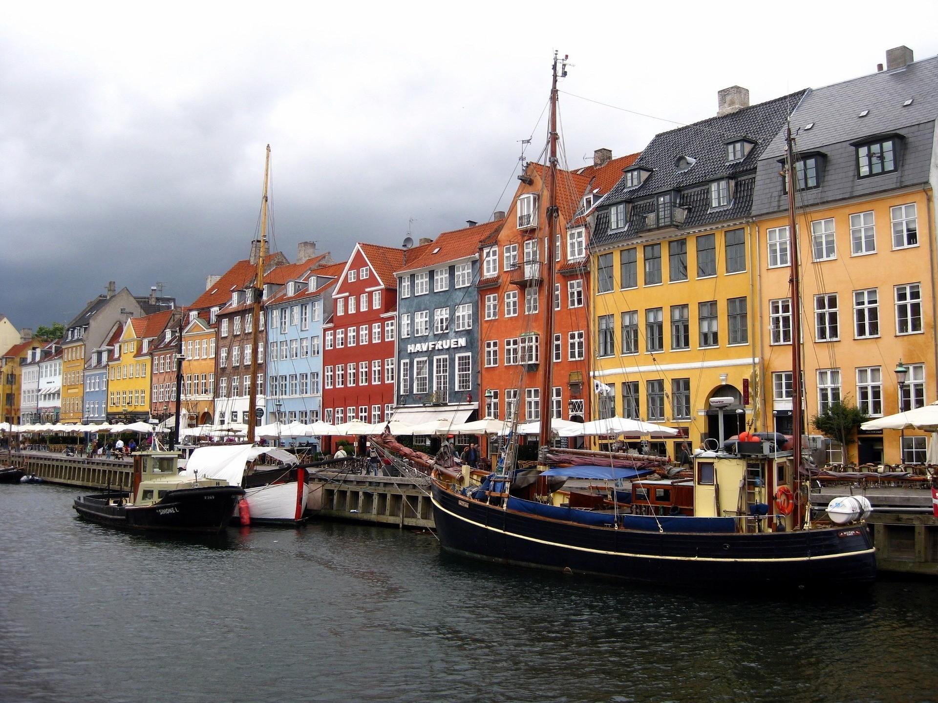 Doświadczenie w Roskilde, Dania według Josefine