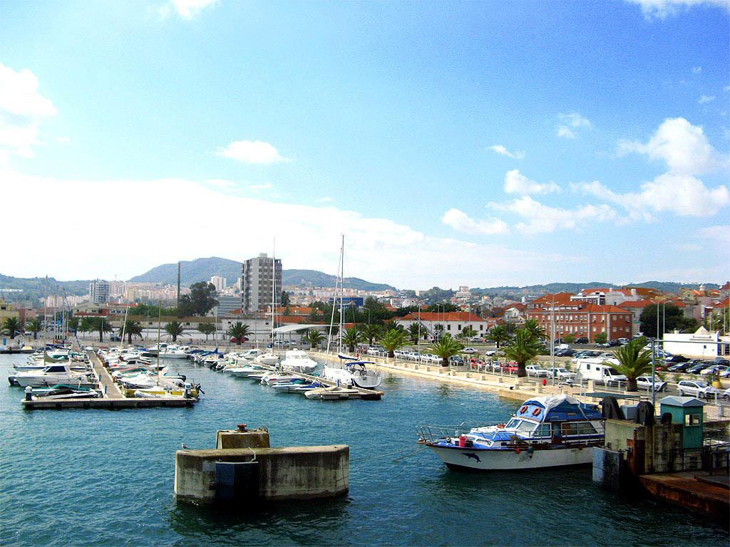 Doświadczenie w Setúbal, Portugalia, Marina
