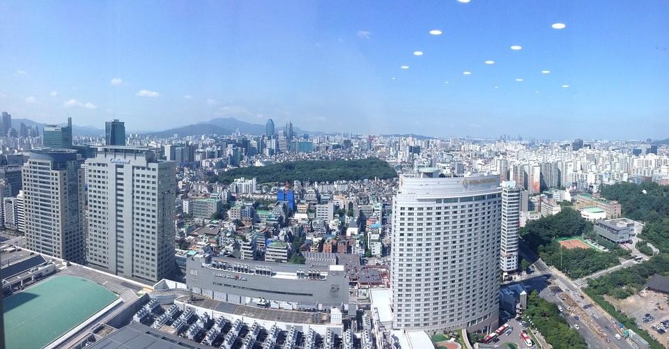Doświadczenie w Seulu, Korea Południowa według 주희