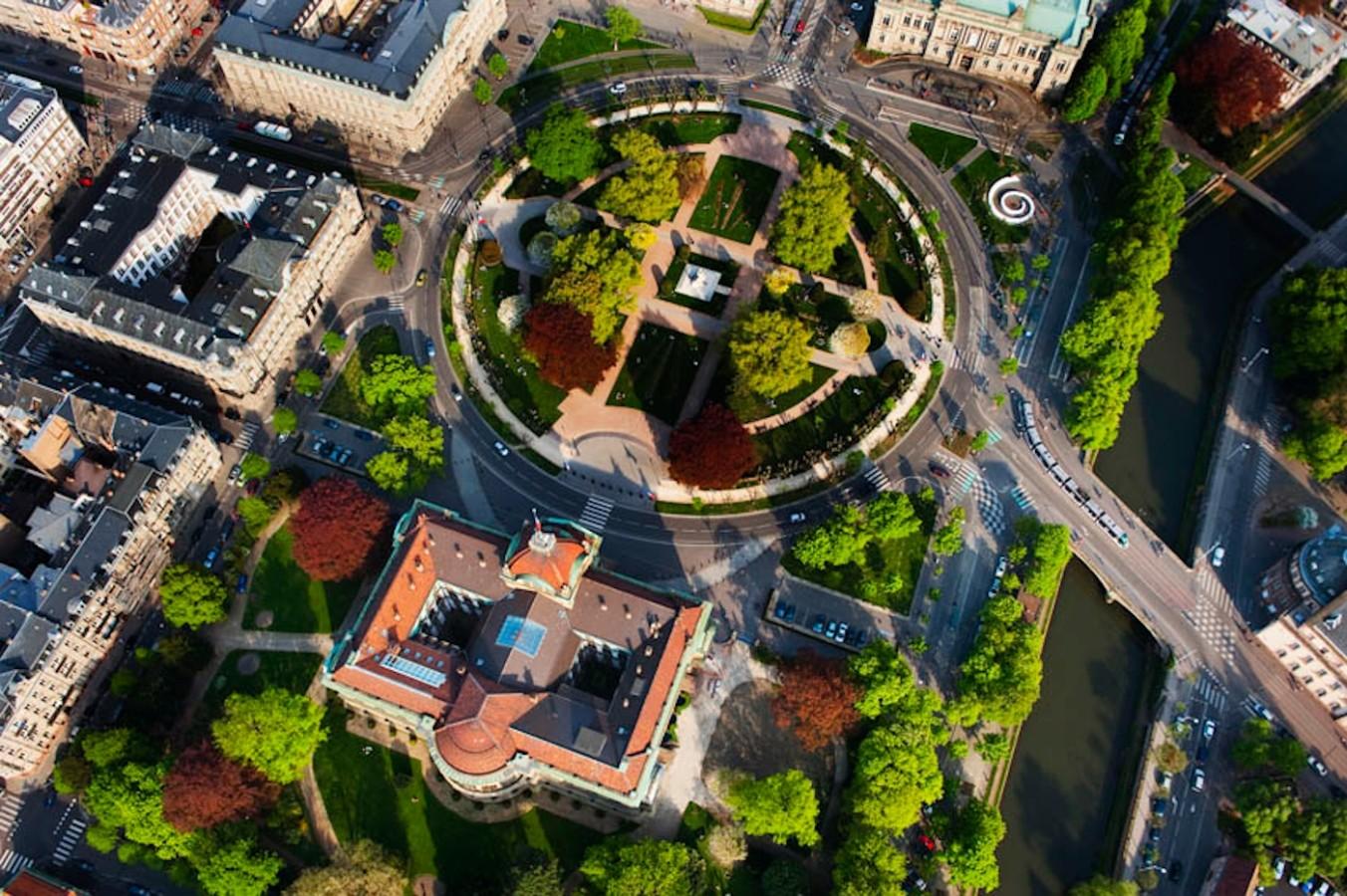 Doświadczenie W Strasbourgu, Francja według Danieli