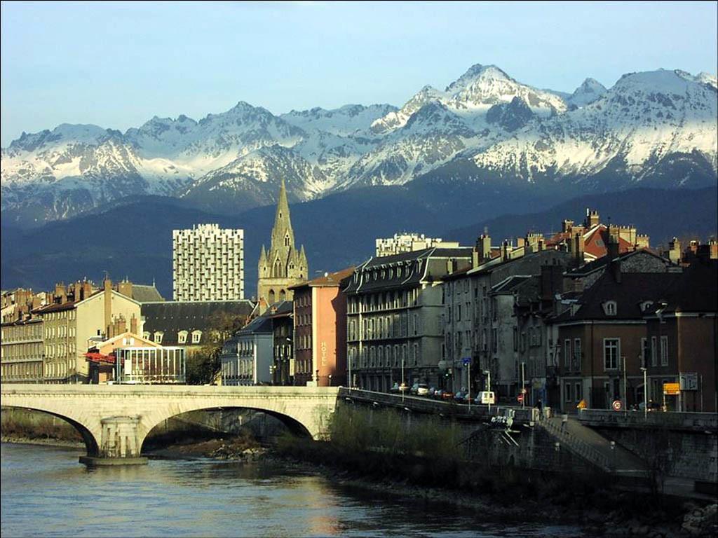 Doświadczenie z Grenoble, Francja według Marisy