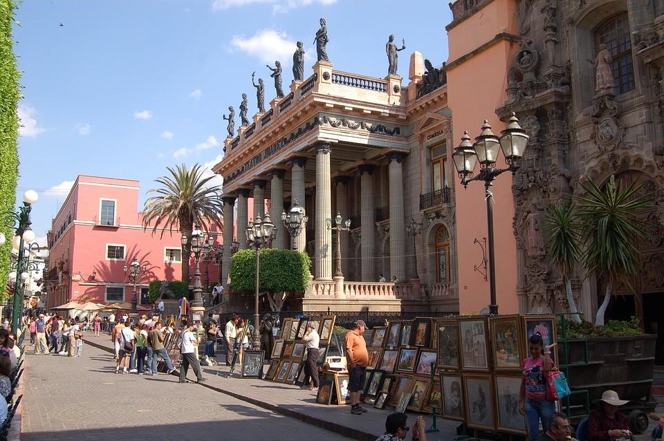 Doświadczenie z Guanajuato, Meksyk według Yunuen
