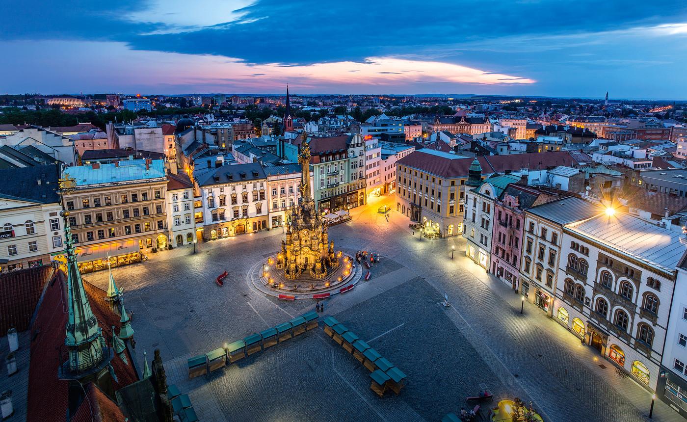 Doświadczenie z Olomouc, Czechy oczami Denisy