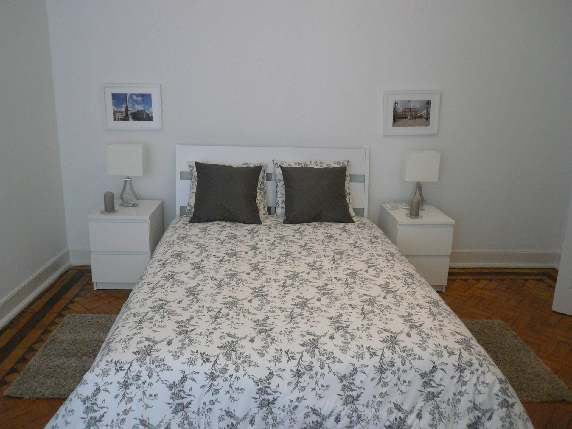 Doubel room in shared apartment in Saldanha