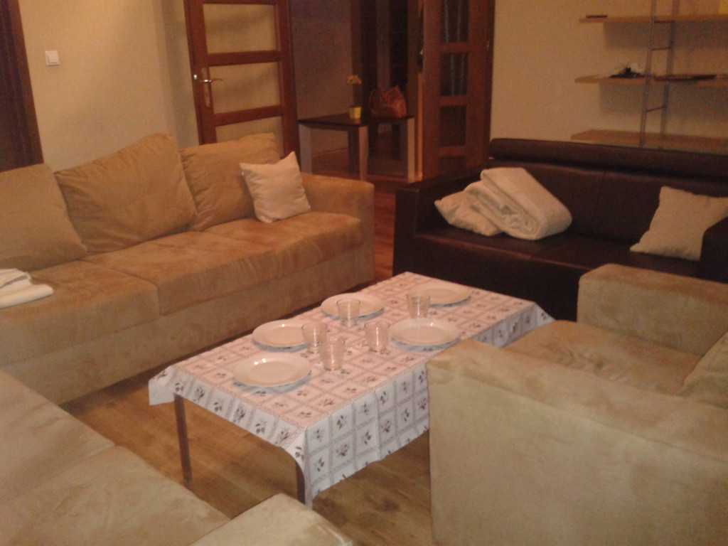 Double Bedroom With Seperated Bed In Our Big Flat Of