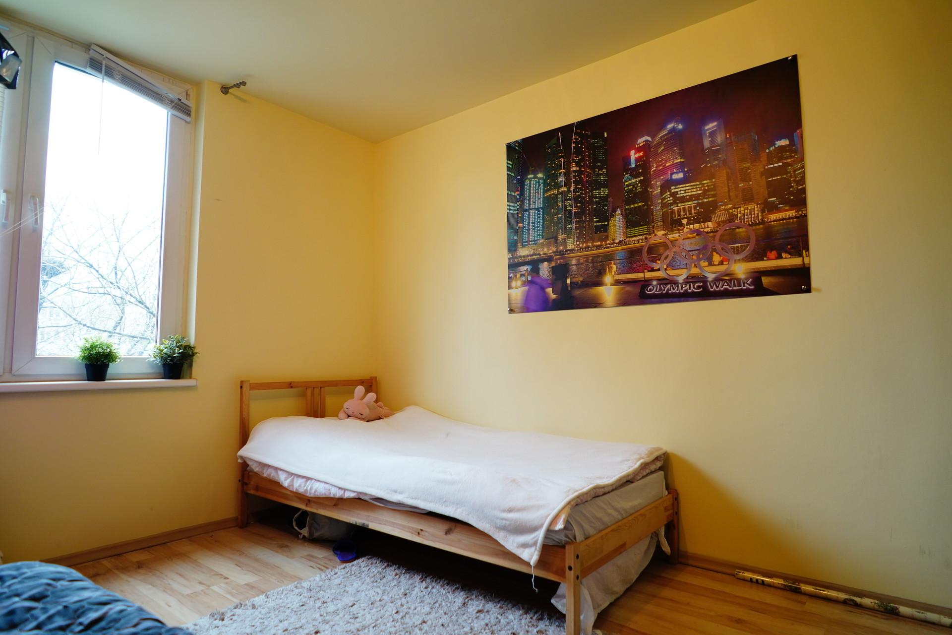 Double room in renovated flat, nice neighbourhood