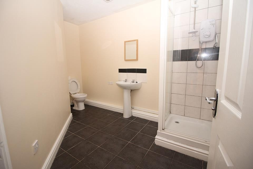 Doubles rooms to let in Preston