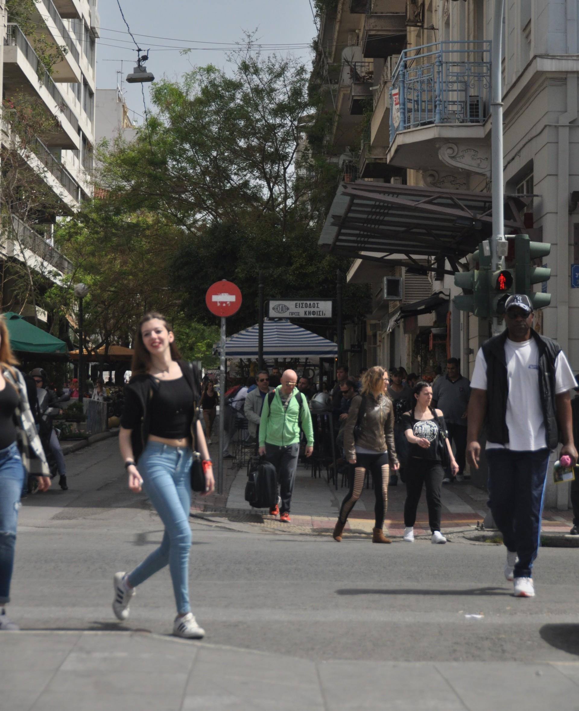 Dove vivere ad Atene
