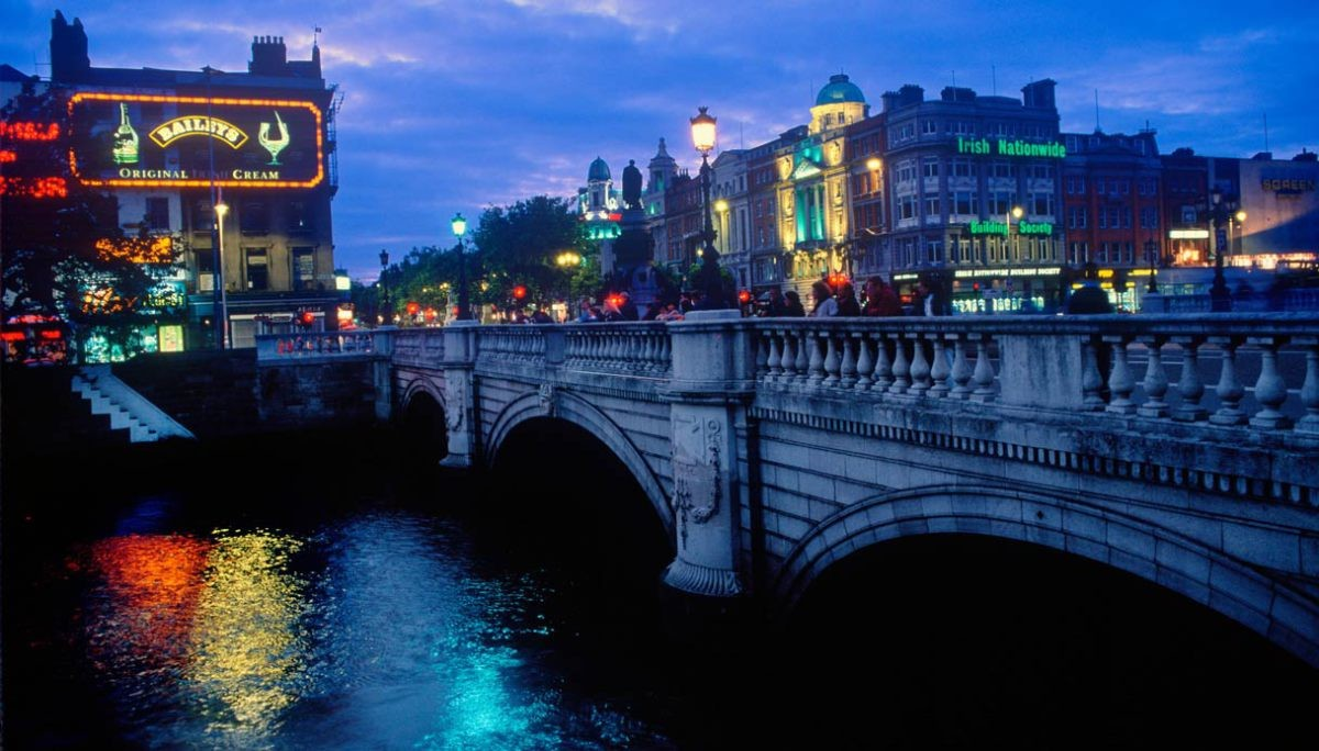 Dublin'de Yaşamak İçin En İyi Bölgeler