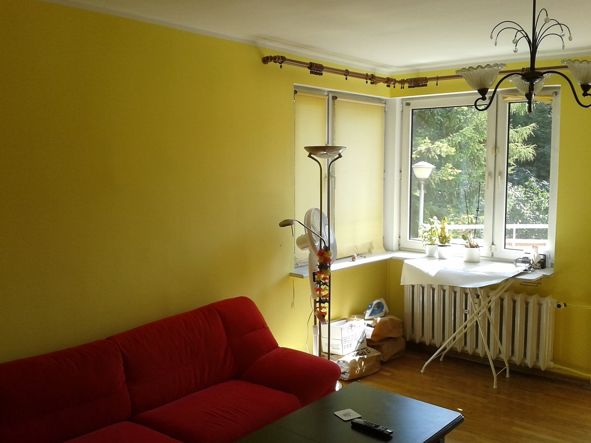Large Room 20m2 For Rent In A Two Room Apartment Room
