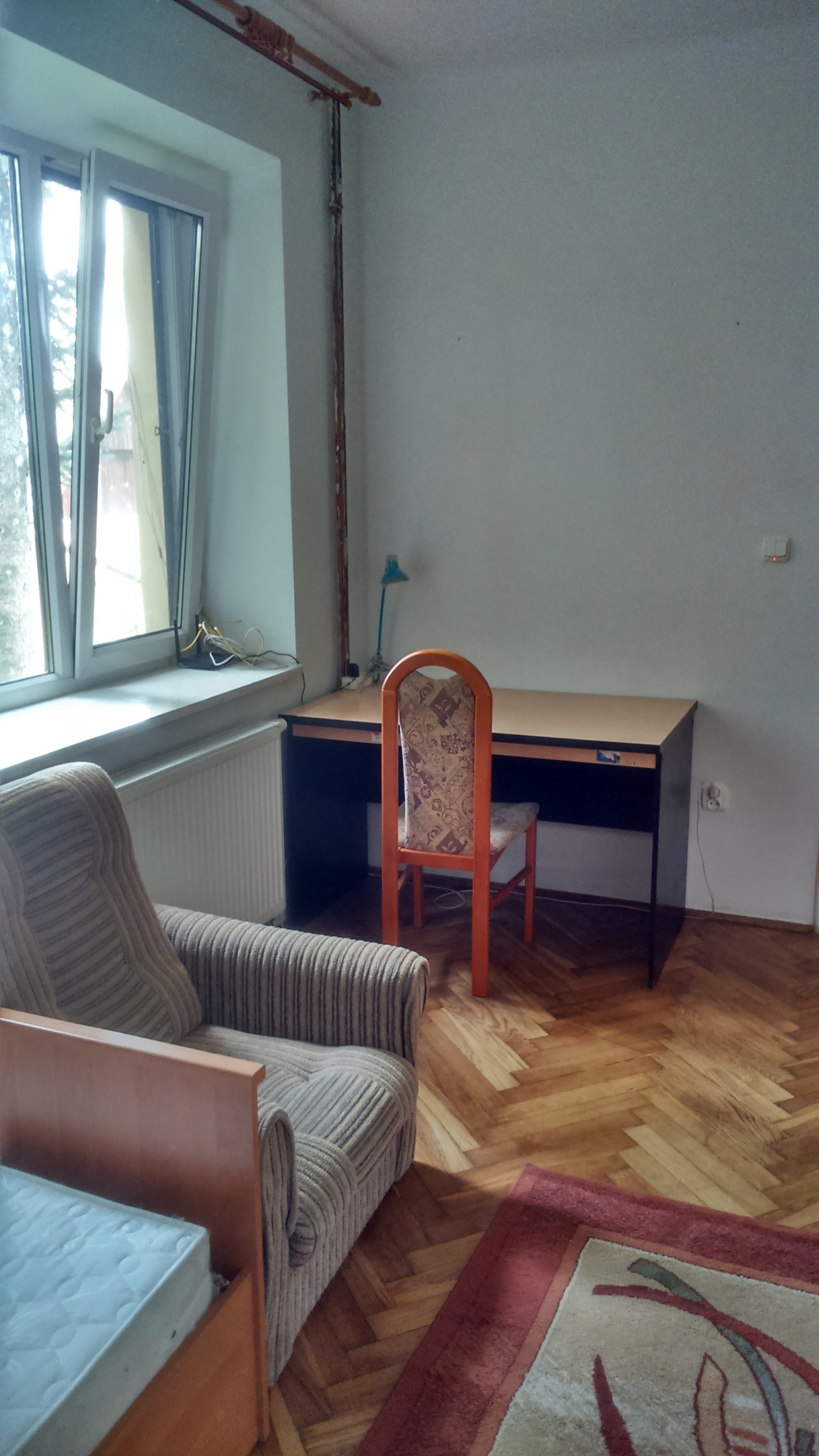 Duży i słoneczny pokój w Rzeszowie