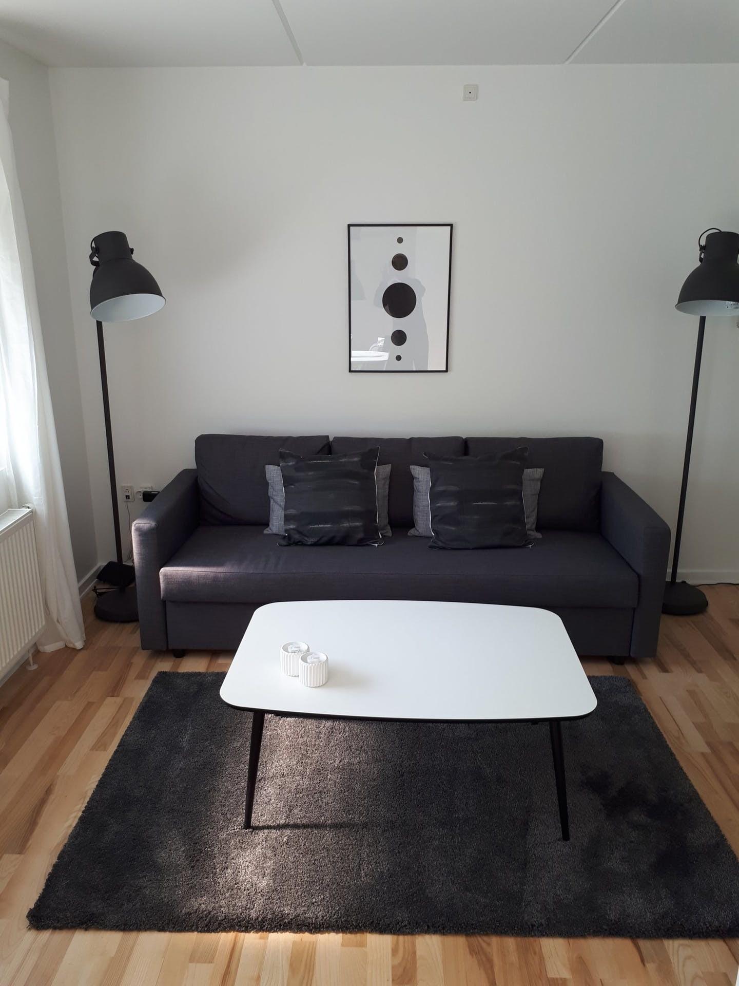 Alquiler de un piso de 2 habitaciones en Copenhague ...