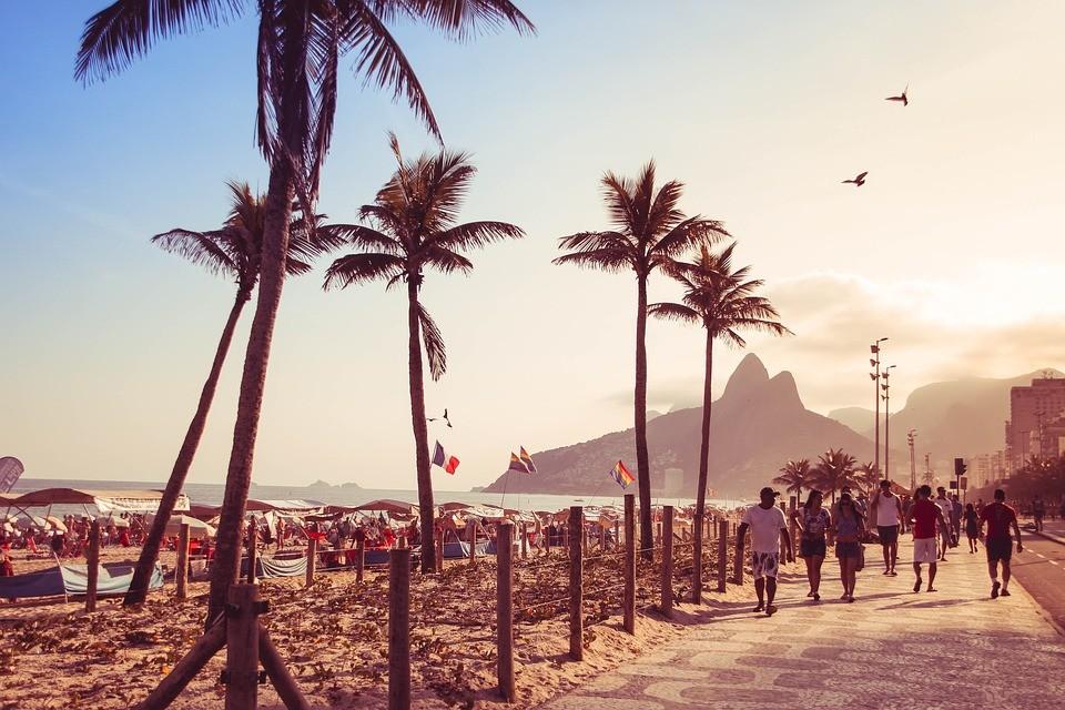 Échange à Rio de Janeiro