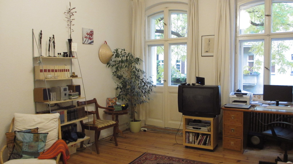 ... Échange Chambre Meublée à Berlin Pour Paris (longue Durée) ...