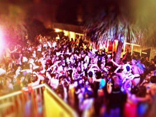Eckerd College parte 2: La escena de la fiesta