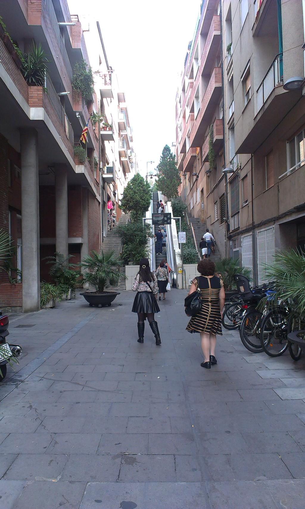 Een ander meesterwerk van Gaudi