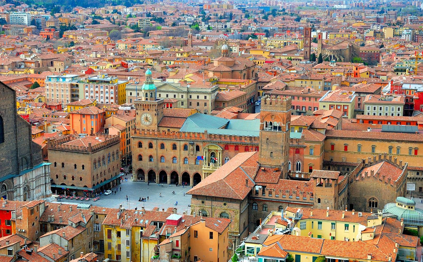 Vacation in Bologna from Minsk
