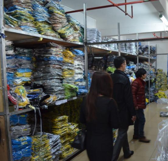 Eine Einführung zum Guangzhou Kinderkleidungsgroßhandelsmarkt