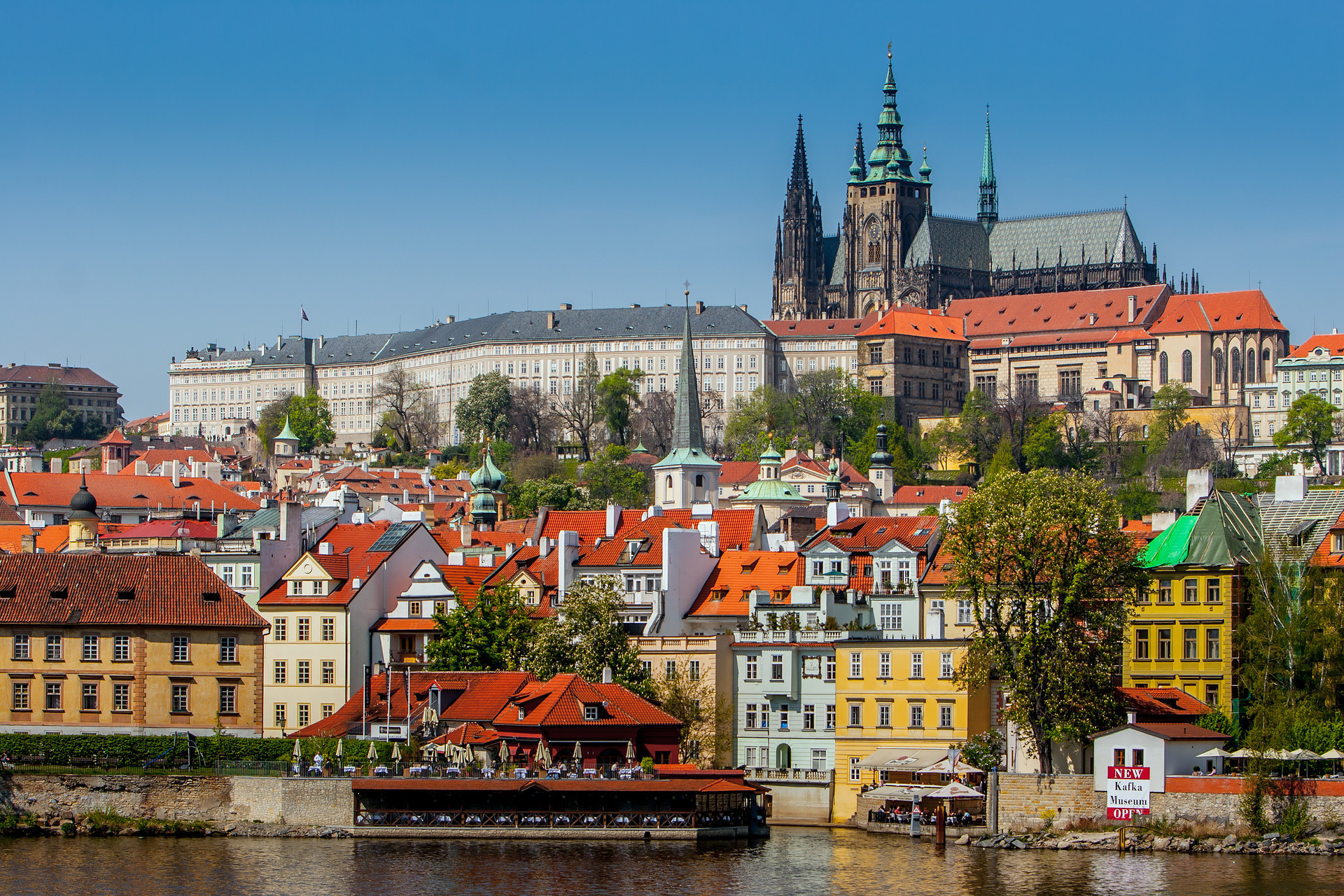 Eine Erasmus-Erfahrung in Prag, Tschechien