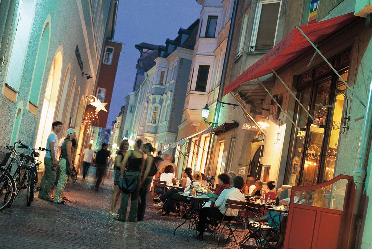 Eine Erasmus-Erfahrung in Regensburg, Deutschland