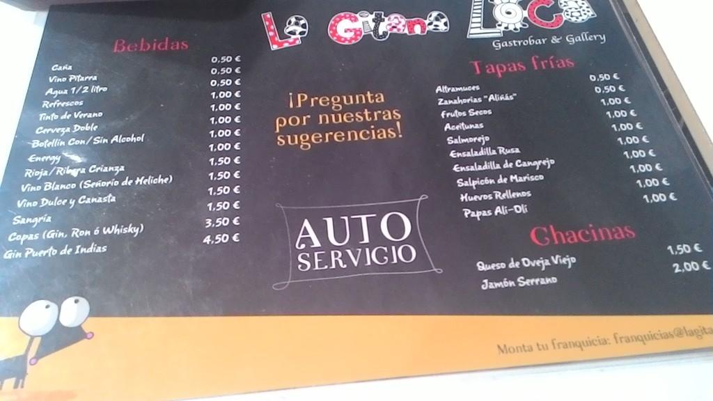 El lugar más barato para comer en Sevilla