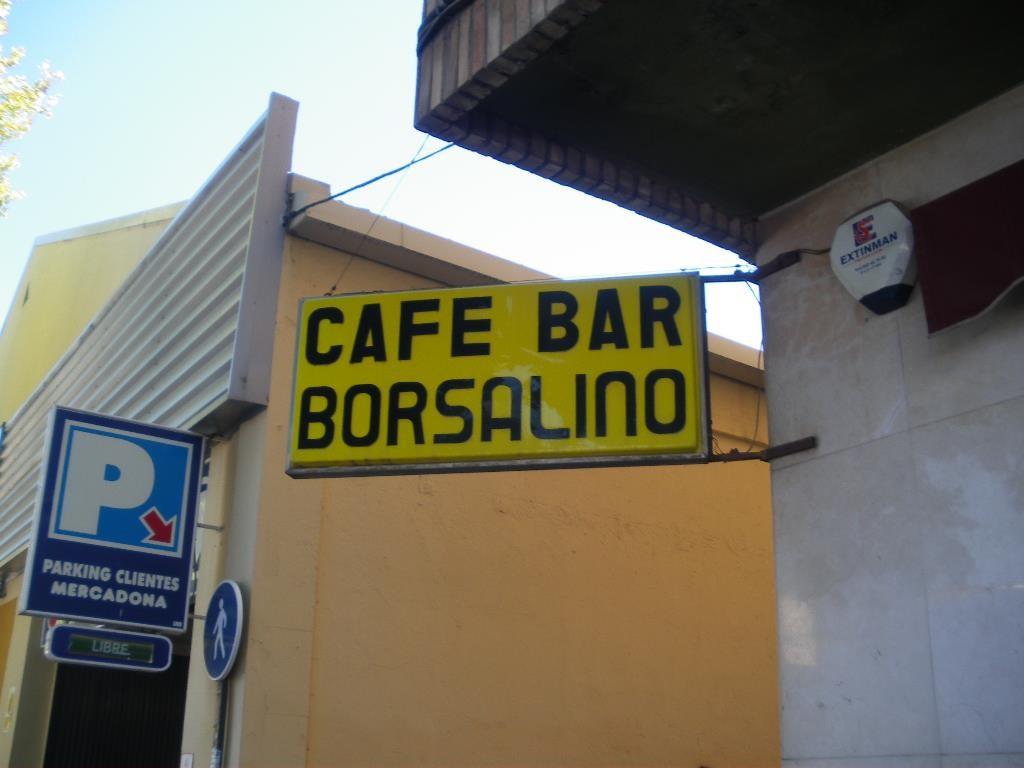 El mejor bar de Granada.
