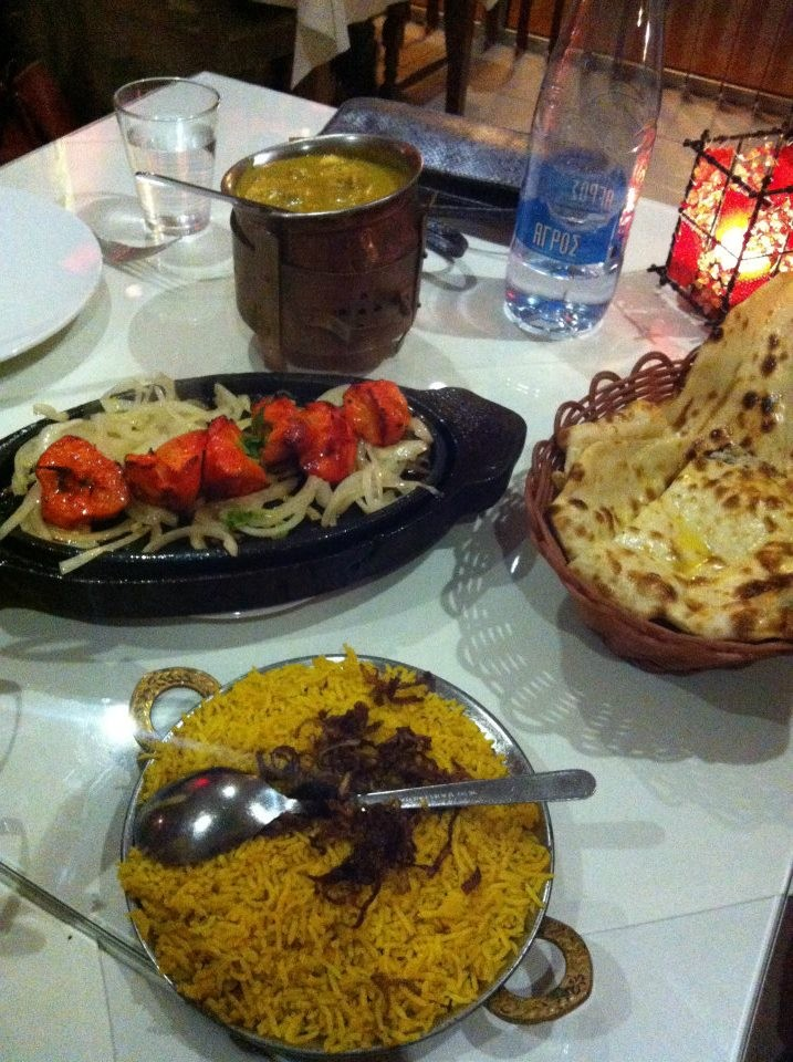 El mejor restaurante indio en Pafos