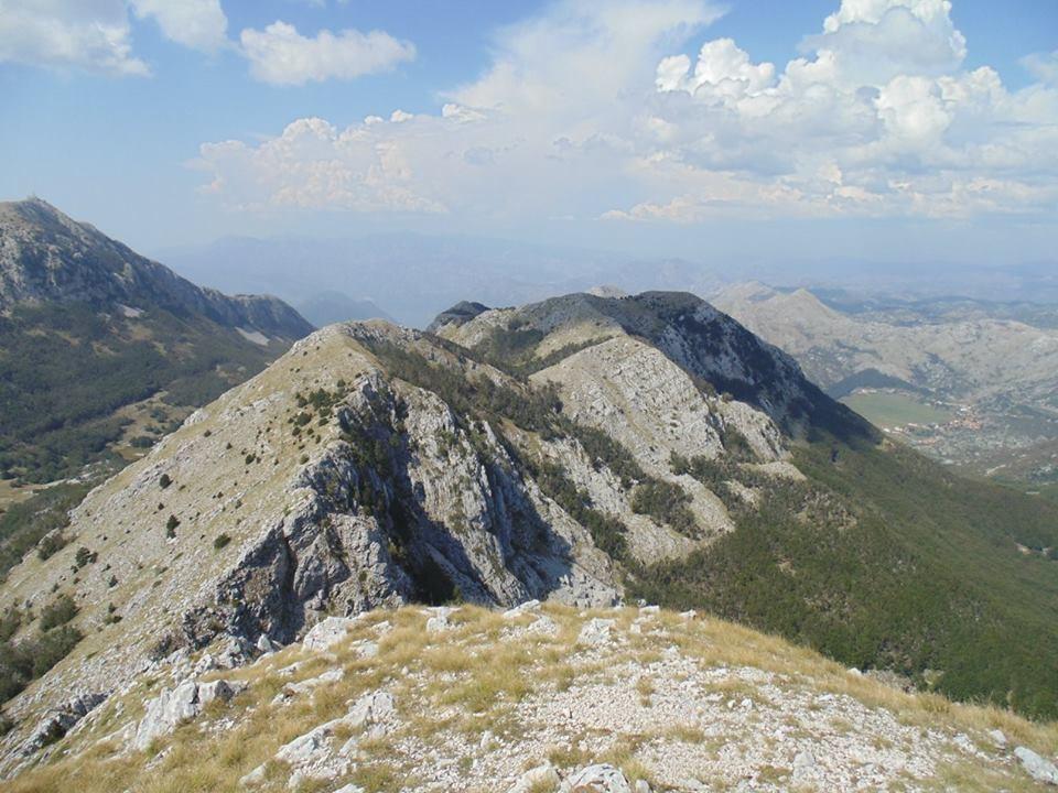 El monte Lovćen
