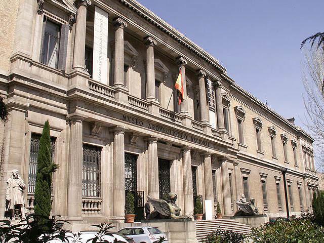 El Museo Arqueológico Nacional | Blog Erasmus Madrid, España