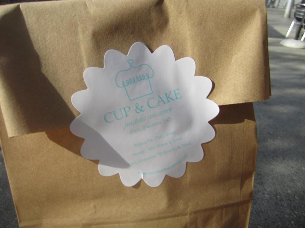 El paraíso de los cupcakes en Cup & Cake, Barcelona